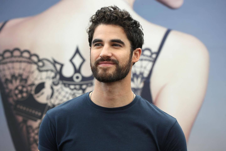 Darren Criss en toute simplicité.