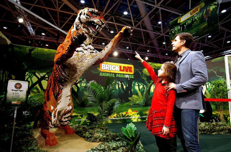 L'exposition Lego Bricklive revient au Grimaldi Forum.