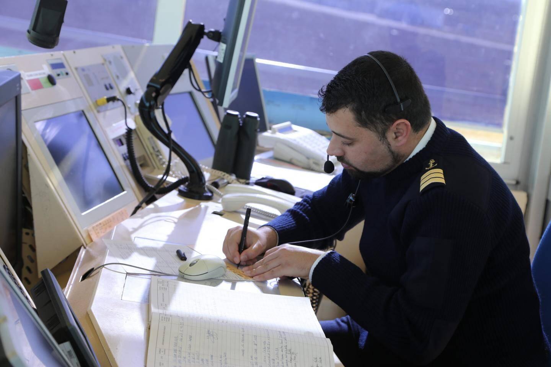 Le maître Christophe est contrôleur depuis 2007, d'abord à Nîmes puis depuis 8 ans à Hyères.