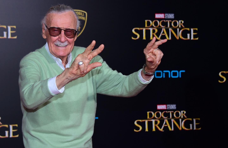 Père des comics Marvel, Stan Lee s'est éteint fin 2018 à Los Angeles.