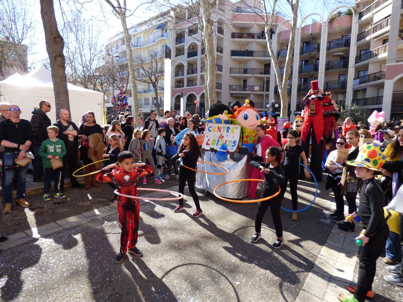 Le carnaval de retour à Saint-Jeannet.