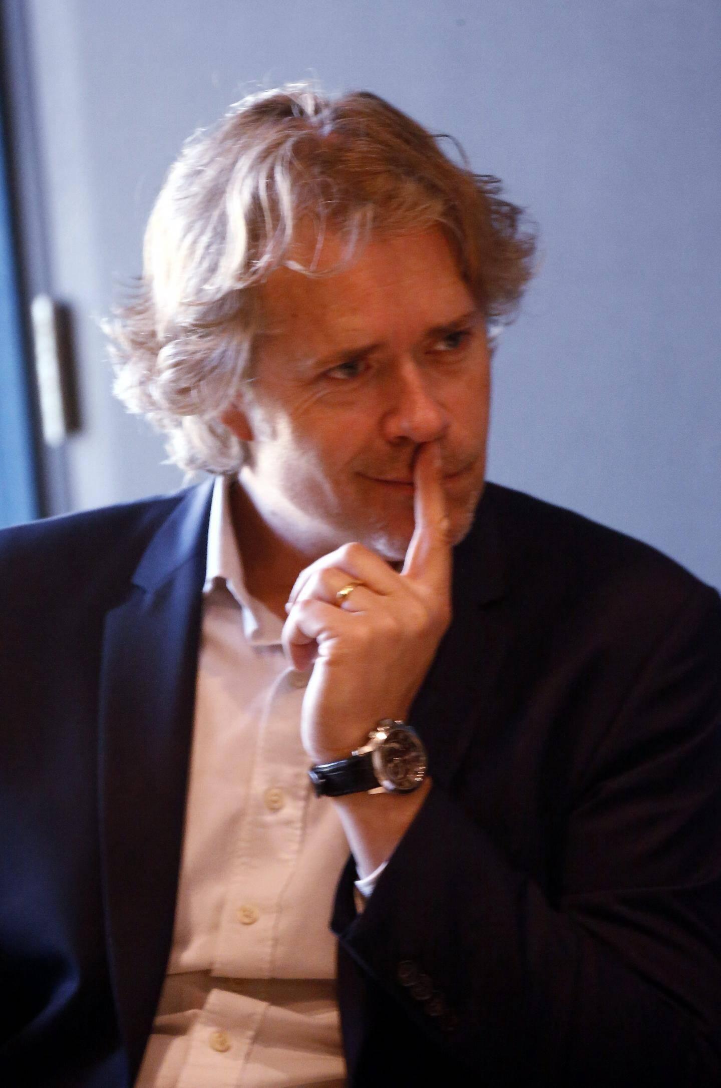 Ludovic Martin Saint Leon, Emoa mutuelle  du Var.