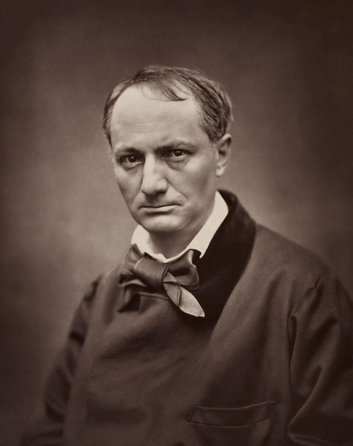4. Baudelaire qui dédia à sa maîtresse Marie Daubrun quelques-uns de ses plus beaux poèmes.