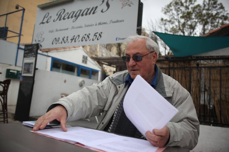 Alain Even est président de la fédération Est des CIL toulonnais depuis 5 ans.