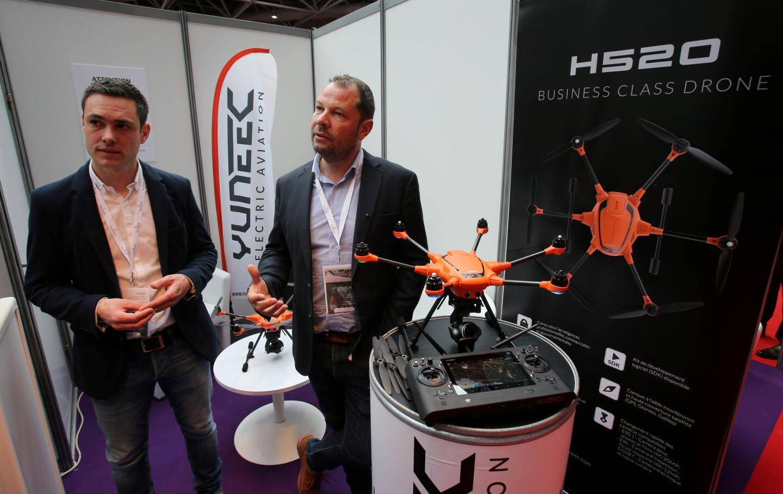 Yuneek a développé un drone personnalisable, très accessible.