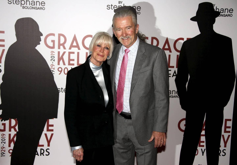 Linda Evans et Patrick Duffy.