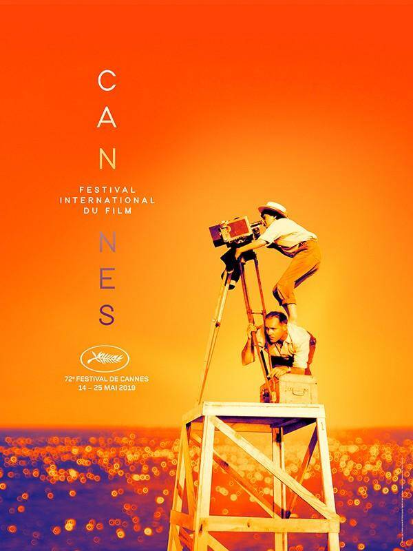 L'affiche met à l'honneur Agnès Varda, décédée le 29 mars 2019.