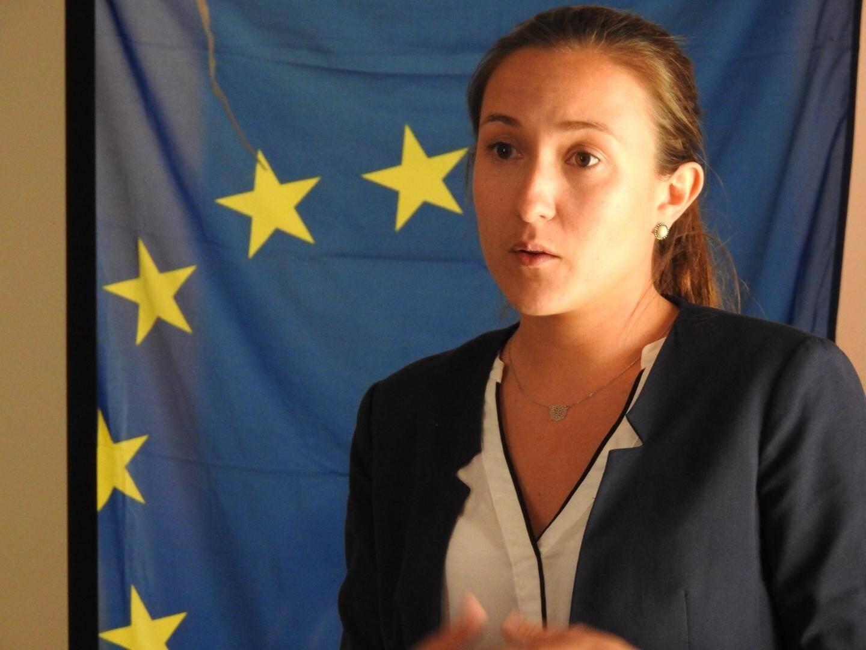 Mathilde transmet la parole des Européens avec objectivité et clarté.