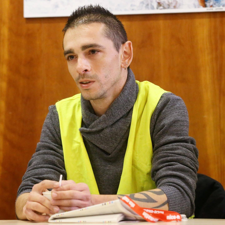 Mickaël Moretti.