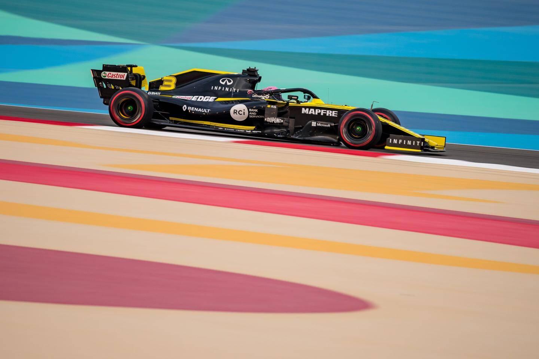 Mal en points, la Renault R.S. 19...