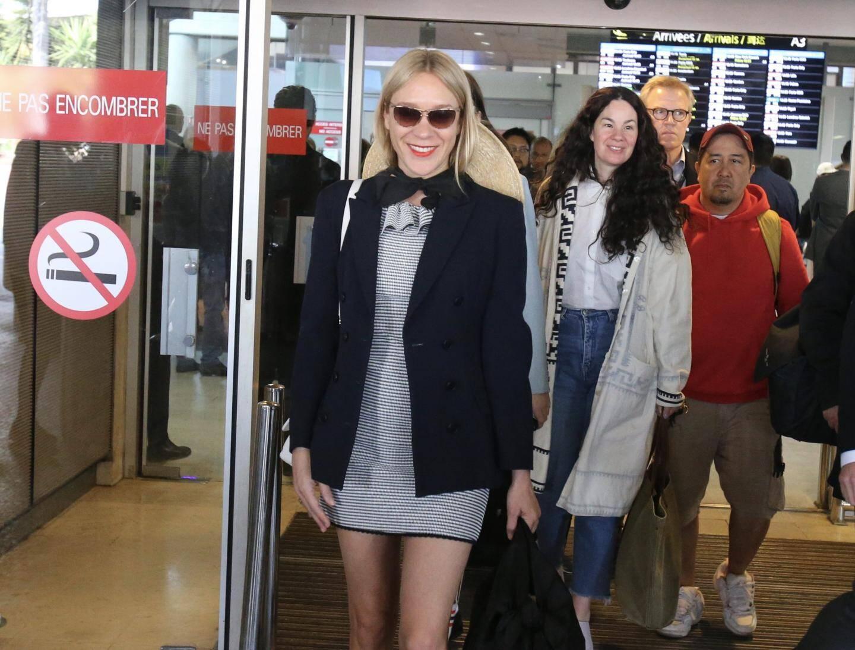 Chloë Sevigny, qui tient un rôle dans le prochain film de Jarmusch.