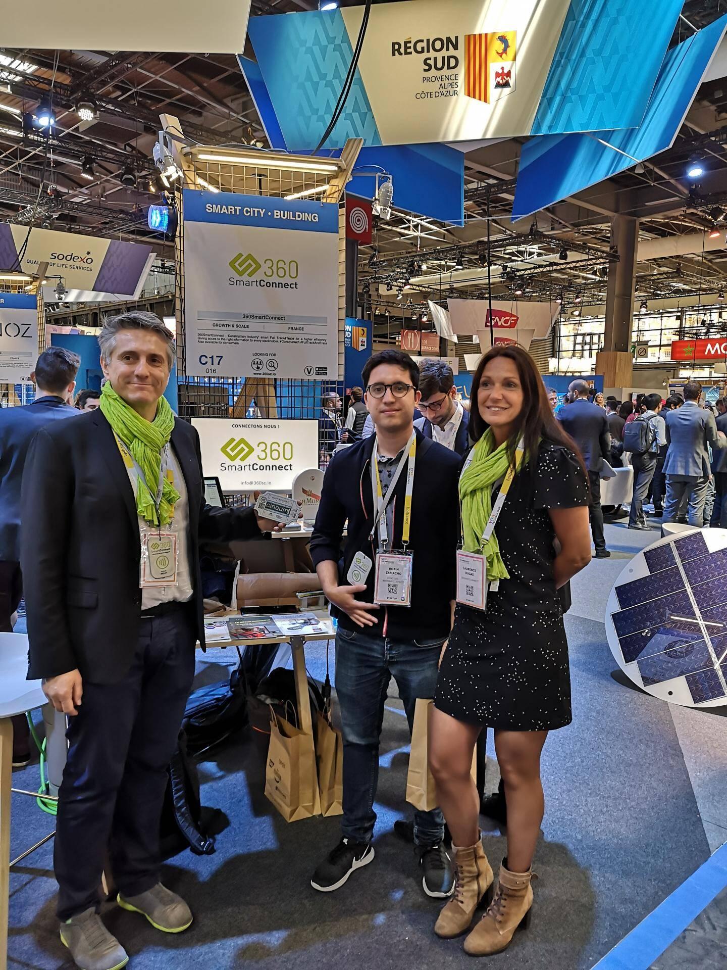 360 smart Connect fait parler les objets!