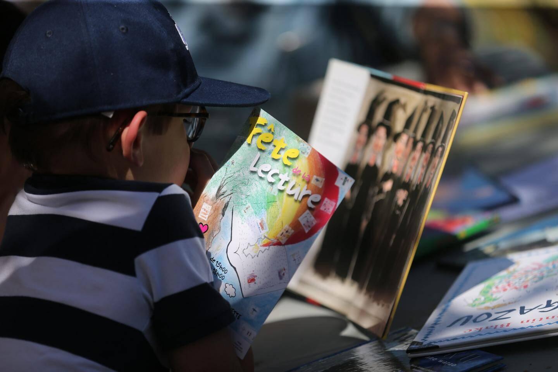 La Fête de la lecture a lieu chaque année depuis 2006.