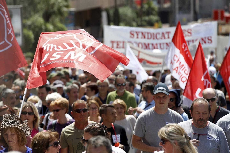 Le Syndicat des télécommunications a affiché ses revendications clairement.