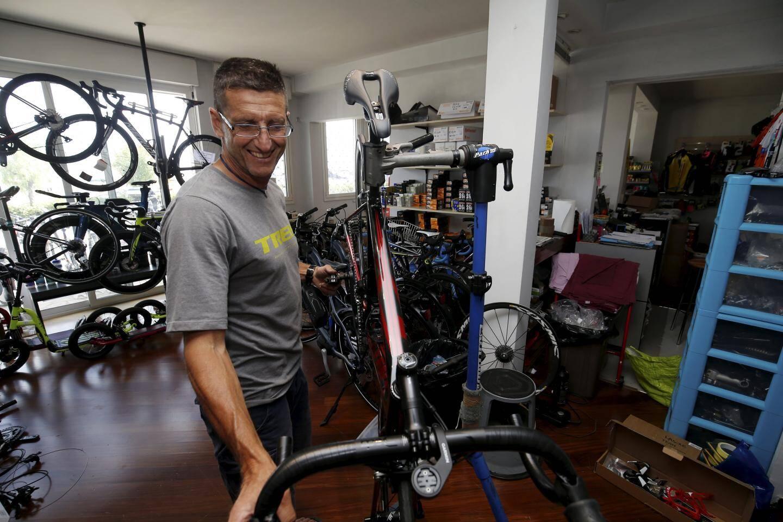 Espace de location, vente et réparation de vélos et VAE…