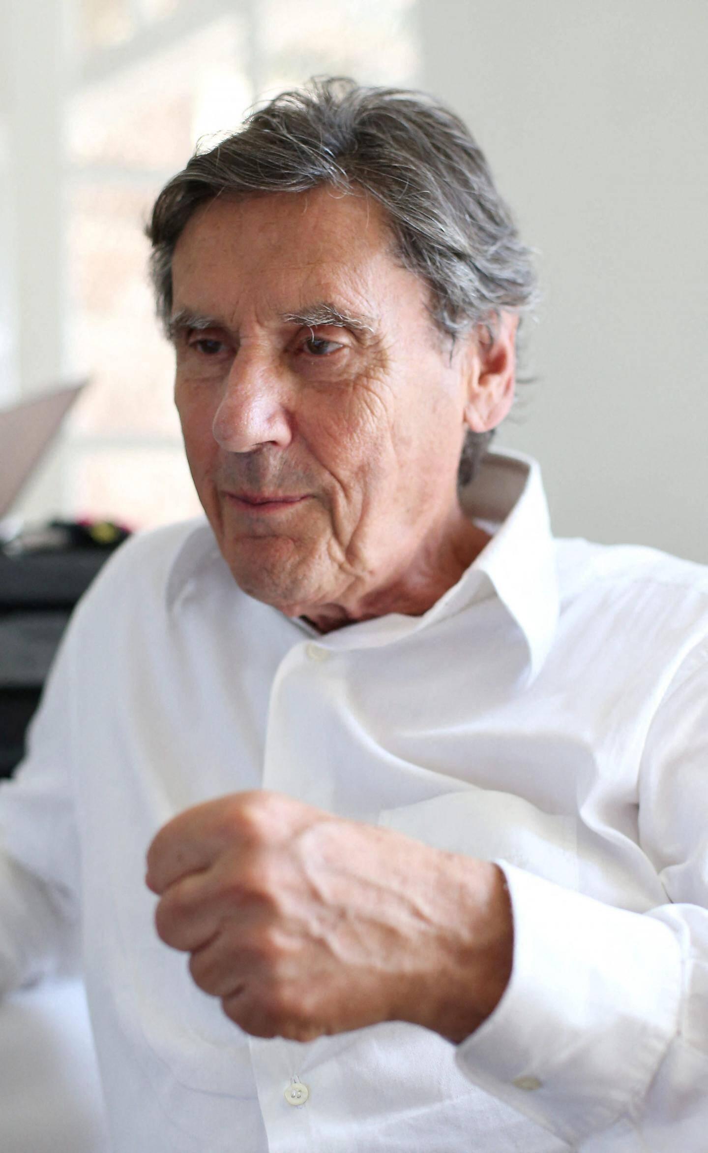 Le producteur Jean-Pierre Guerin