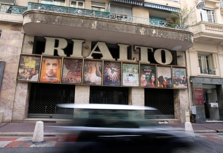 Le Rialto, multisalles, survivant d'une époque sur très très grand écran…