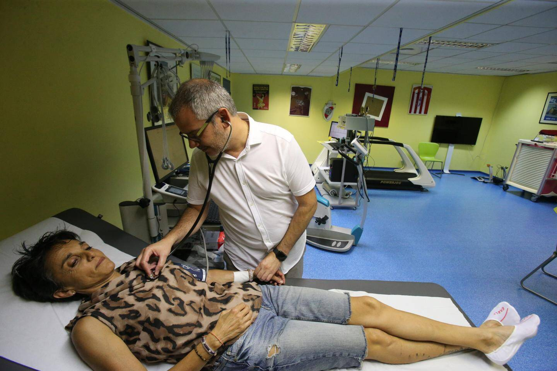 Le centre médico-sportif reste ouvert tout l'été au stade Louis-II.