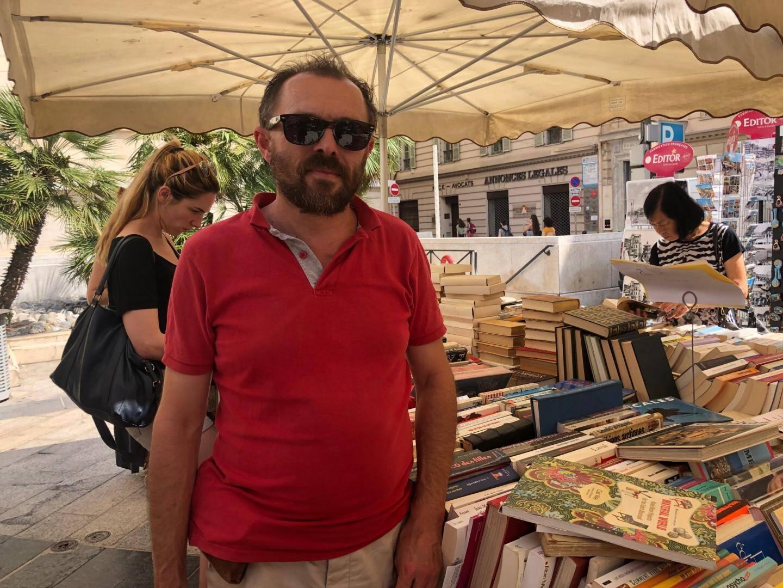 Un marché pour les amoureux du livre ou pour les simples curieux.