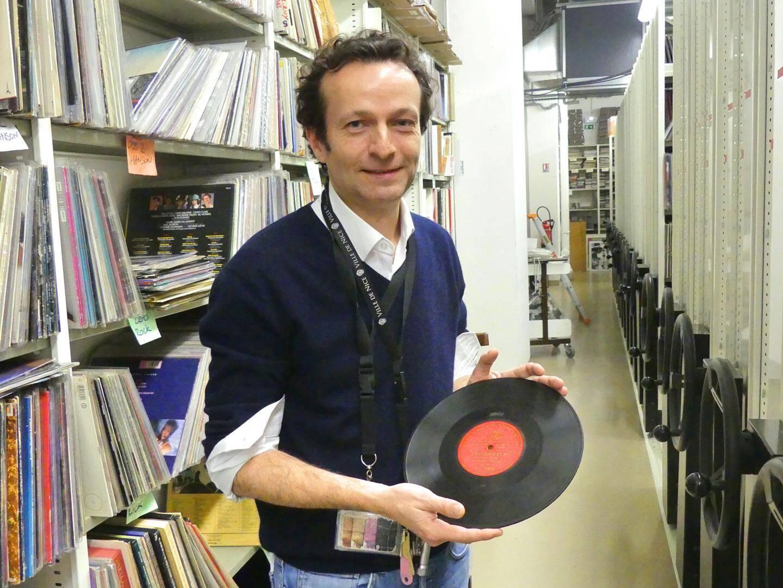 Ce disque du ténor Caruso est rarissime : il contient un faux départ !