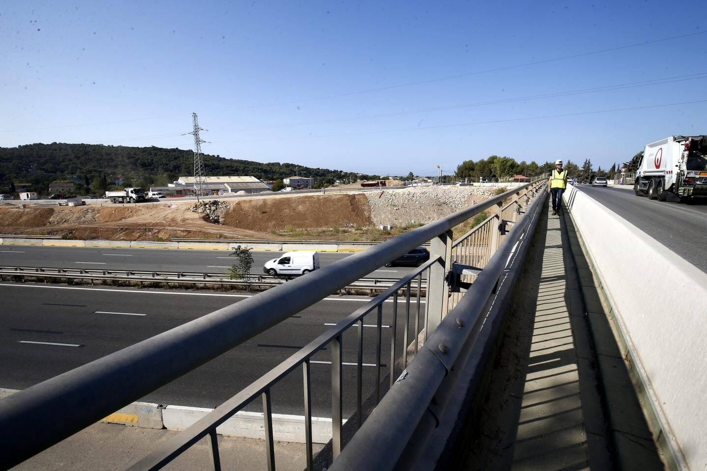 Les travaux sur le pont seront réalisés de nuit et se poursuivront jusqu'à Noël.