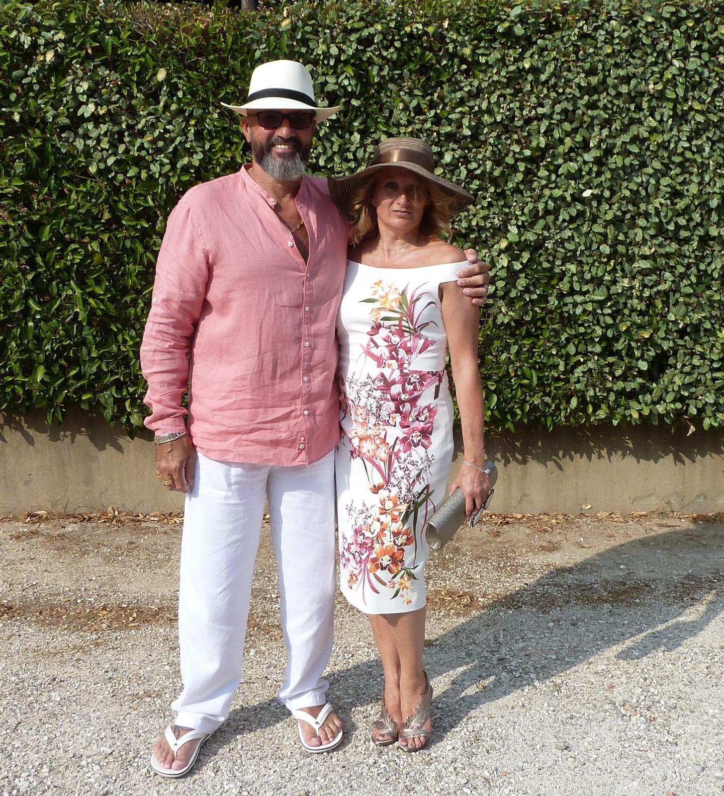 Sylvie et Jean-Marc.