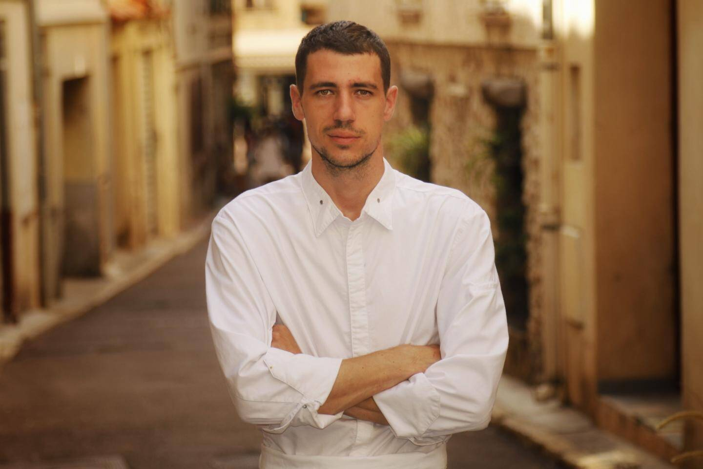Lucas Marini, le chef de l'Arazur.
