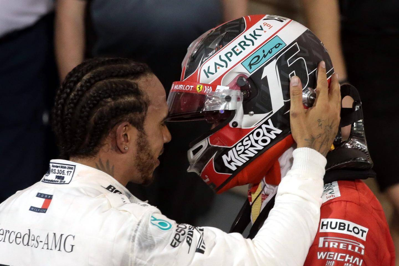 Hamilton et lui