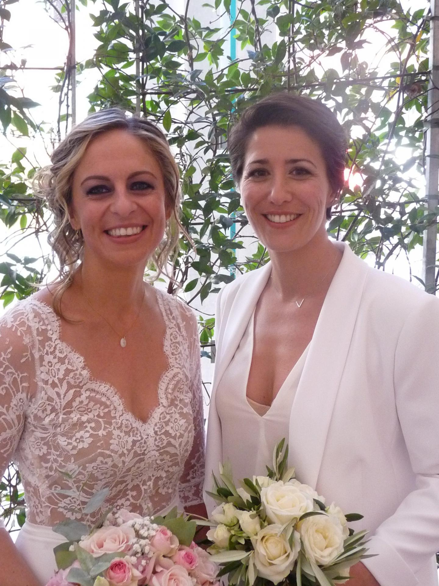 Claire et Marion
