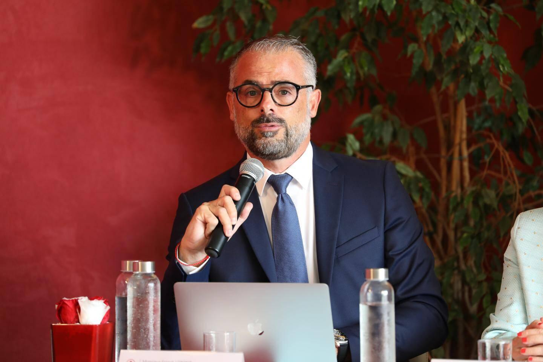 Franck Lobono, président de la commission du Logement.