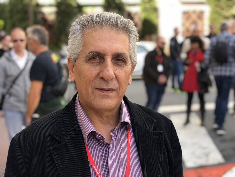 George Mavrikos est le secrétaire général de la Fédération syndicale mondiale.