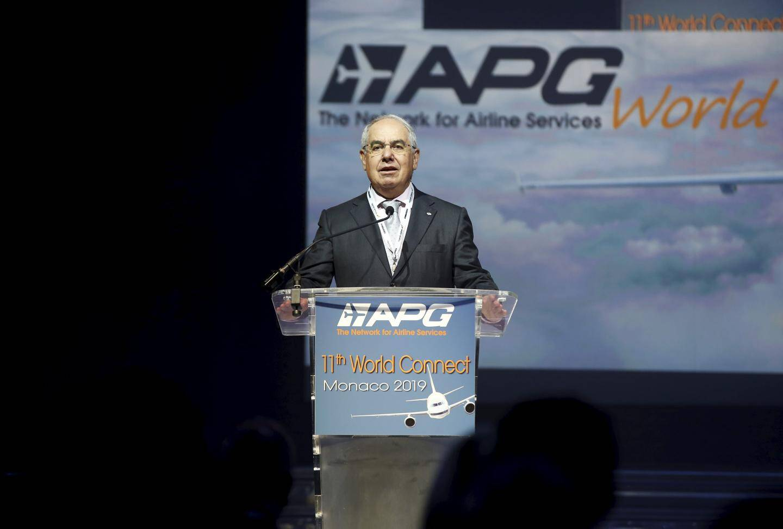"""Selon Jean-Louis Barroux, président d'APG, """"on ne peut plus rien faire sans intégrer la donnée écologie""""."""