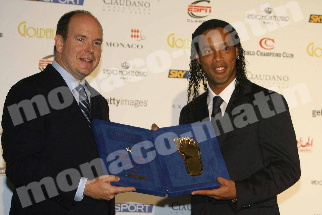 Ronaldinho en 2009.