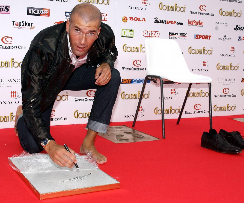 Zinédine Zidane en 2009