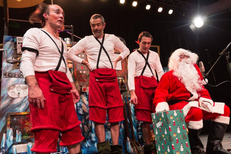 Le Père Noël viendra à la rencontre des enfants le 24 décembre.