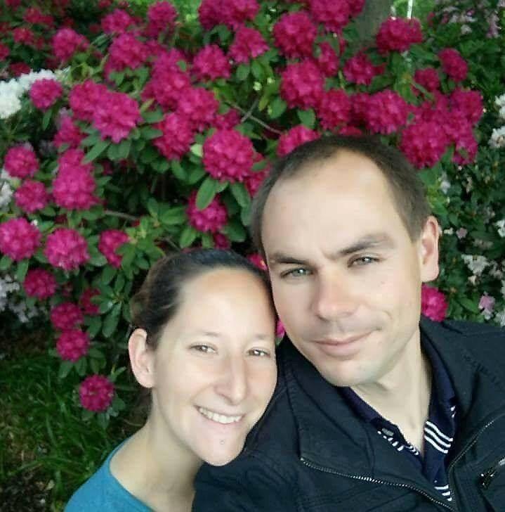 Delphine Orval et Kai Duprez devaient se marier en août.