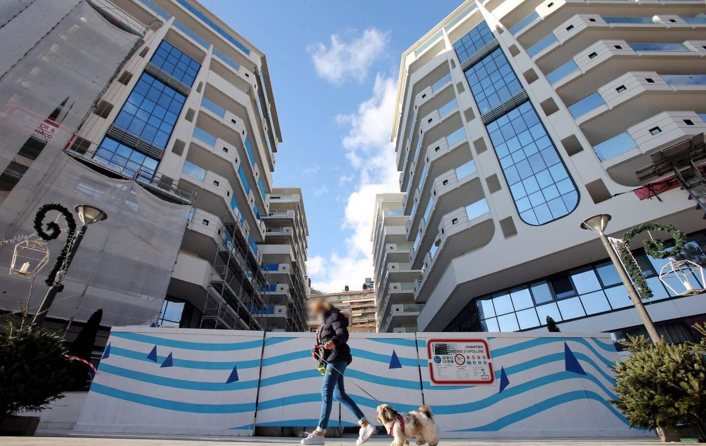 En 2020, tous les délogés des jardins d'Apolline retrouveront leur appartement.