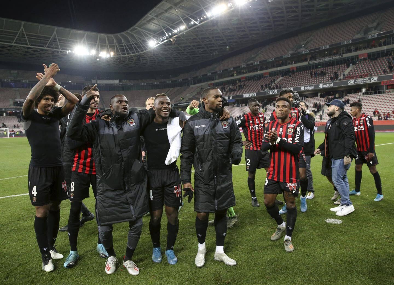 Avec son doublé d'hier, le milieu niçois est à six buts en Ligue 1, déjà.