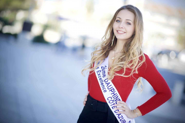 2e dauphine : Cameron Ceccarini (Nice). 1,73 m, 20 ans. Elle est actuellement en troisième année pour poursuivre de longues études dans le secteur de la chirurgie dentaire.