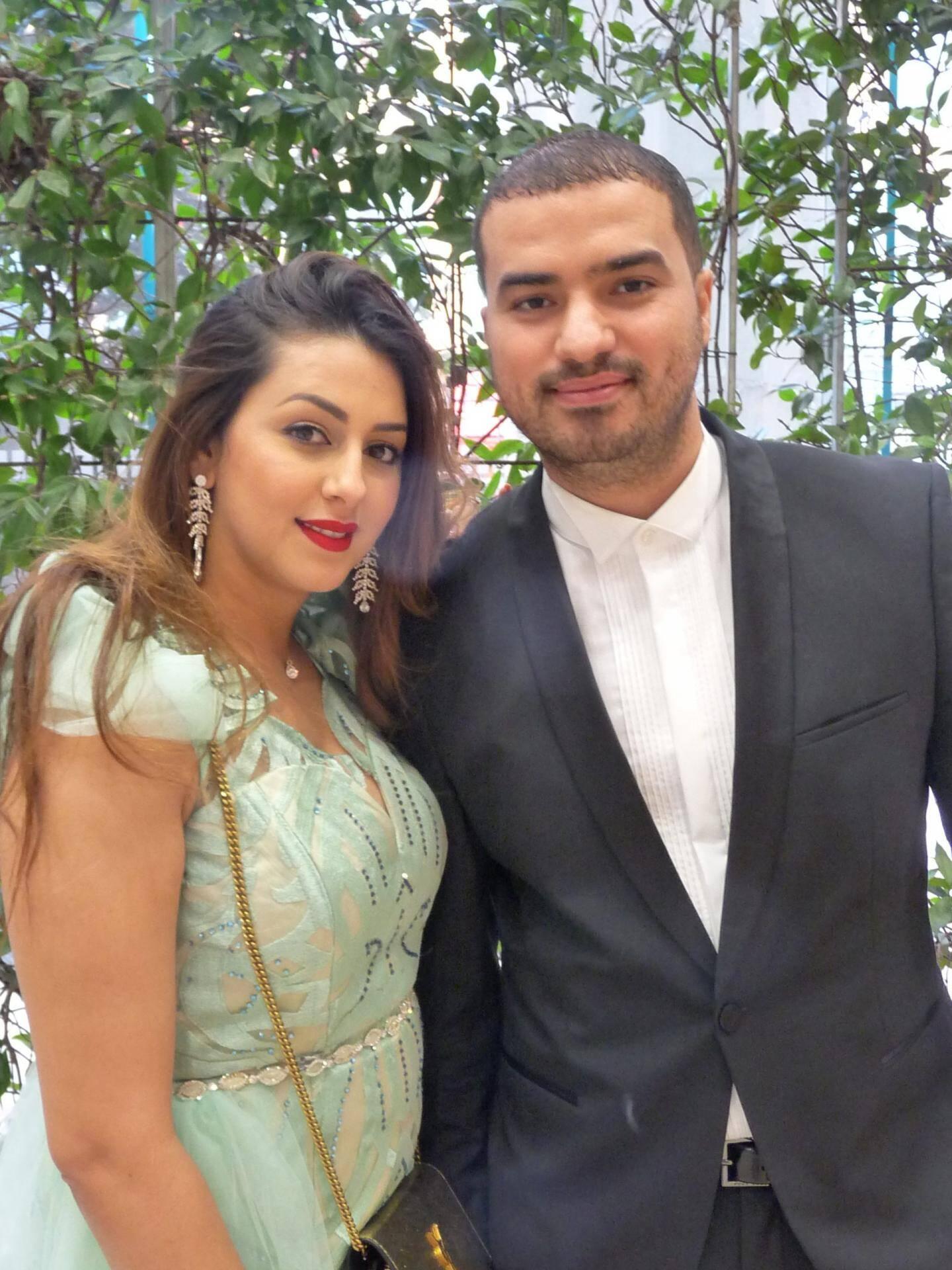 Yasmine Tachouche, directrice commerciale, et Bilal Toubi, gérant.