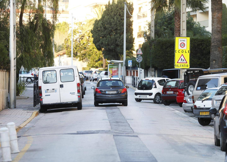 Les travaux débuteront mi-janvier sur l'avenue de Lérins entre le stade des Hespérides et la place de l'Étang.