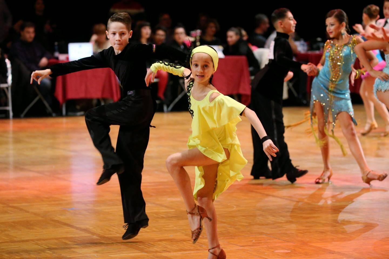 La passion de la danse n'attend pas le nombre des années !