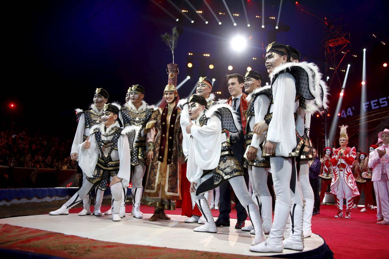 Si elle n'a pas pu performer pour le gala en raison de la blessure de l'un d'entre eux, la troupe Zola du cirque de Mongolie est repartie avec un Clown de bronze.