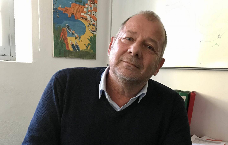 Rémy Baup, directeur du Calme.