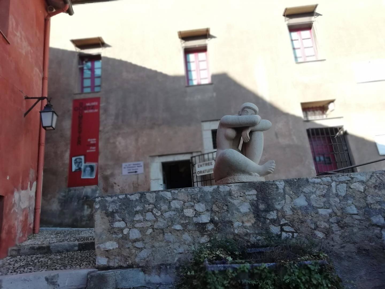 Le musée Volti est l'un des musées abrités par la citadelle.