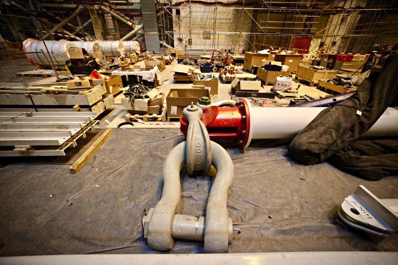 Le groupe seynois CNIM fabrique des équipements de grande dimension spécialement pour Iter.