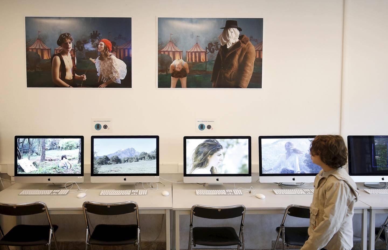 La photographie, photoshop et les arts numériques sont autant de disciplines appréciées.