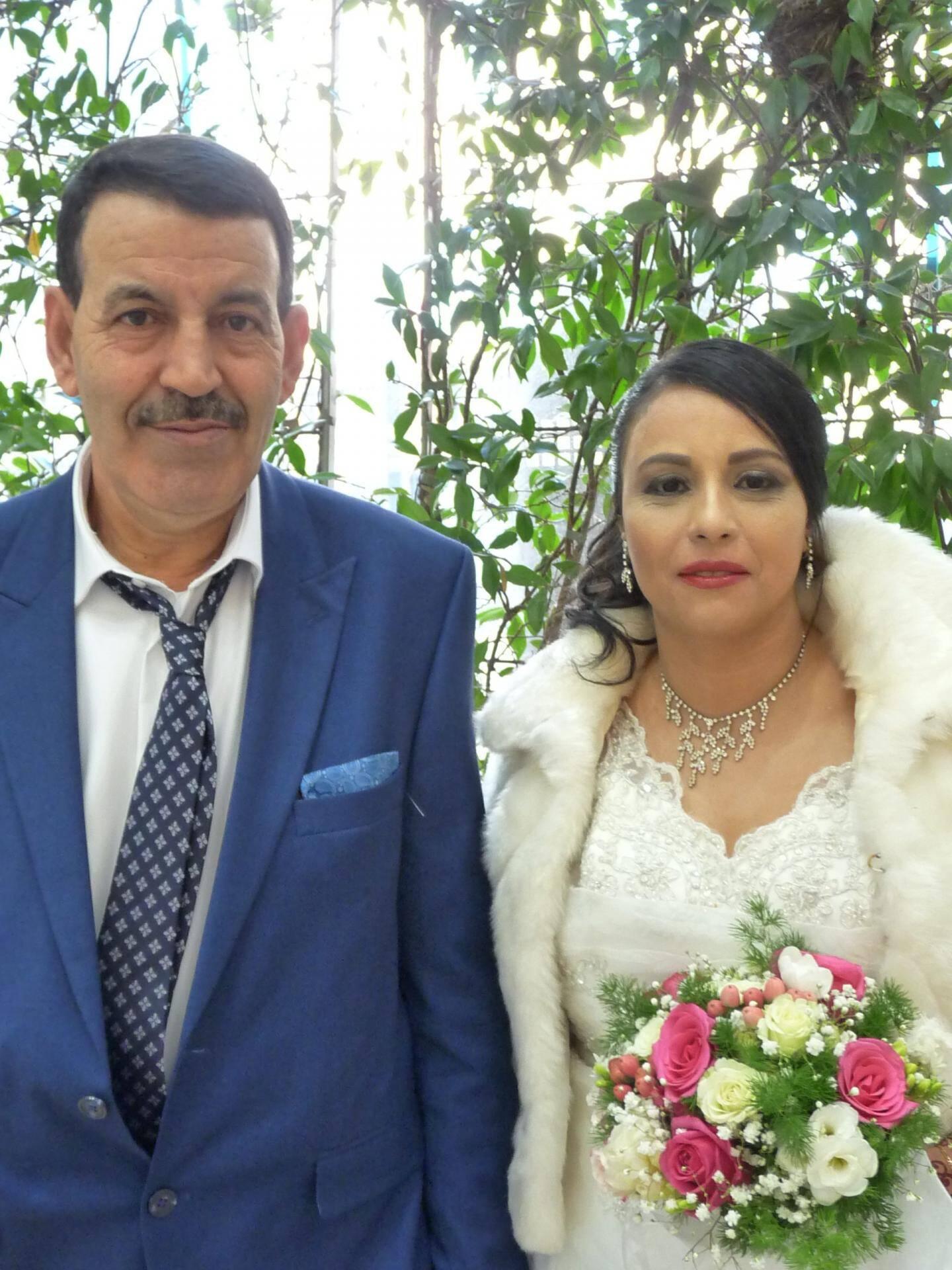 Hamid et Aziza.