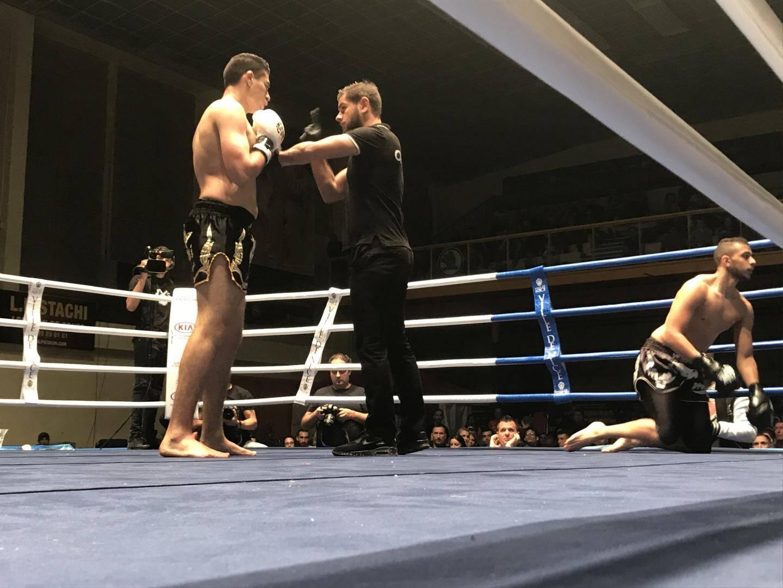 L'association Kimé Dojo et Xavier Lafaye organisent, ce soir, la 9e édition du Nice Fight Night. Avec, au menu, 12 combats amateurs et professionnels (masculins et féminins), en boxe thaïlandaise, K1 et pancrace (MMA sans frappe au sol).