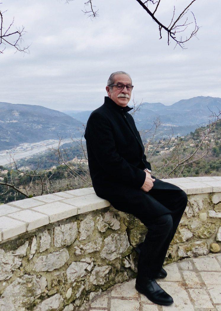 Jean-Louis Sicre: «Je revendique un avenir pour Aspremont, je veux être un maire de proximité, à l'écoute et consulter les administrés sans imposer.»